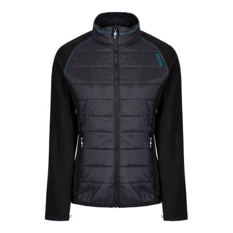 Regatta Black Wentwood III Waterproof 3 in 1 Jacket