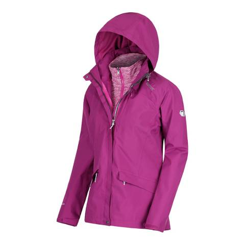 Regatta Winberry Calyn II Waterproof 3 in 1 Jacket