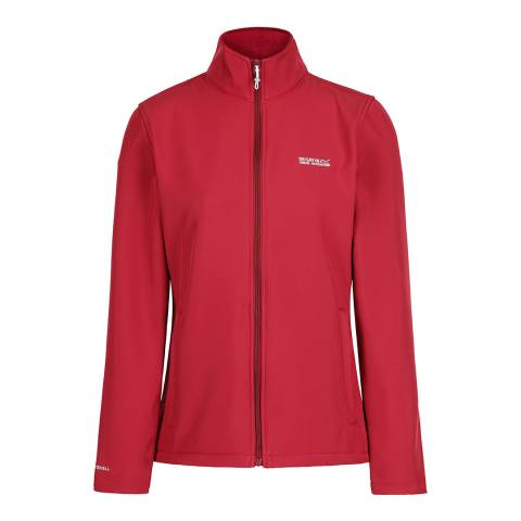 Regatta Tibetan Red Connie III Softshell Jacket