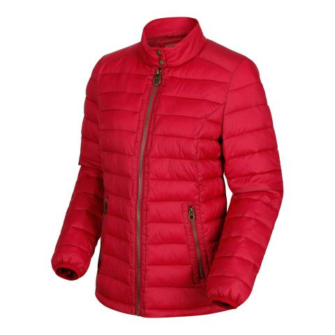 Regatta Rumba Red Kallie Non-Waterproof Jacket
