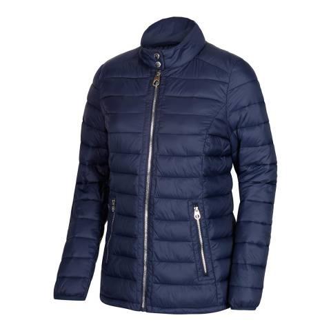 Regatta Navy Kallie Non-Waterproof Jacket