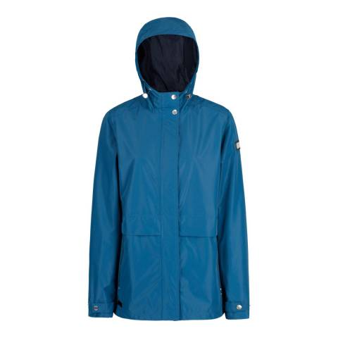 Regatta Majolica Blue Bidelia Waterproof Shell Jacket