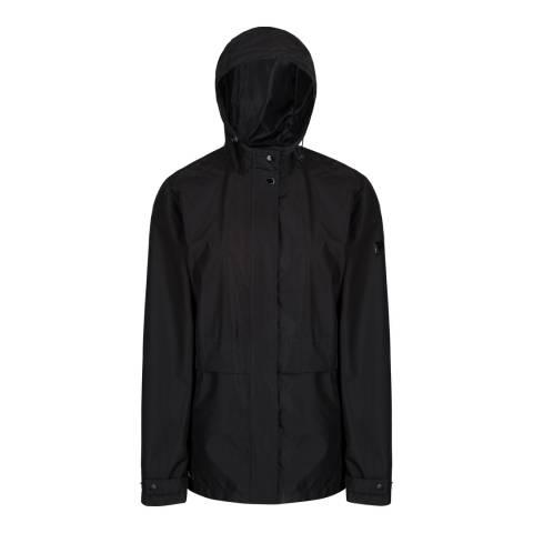 Regatta Black Bidelia Waterproof Shell Jacket