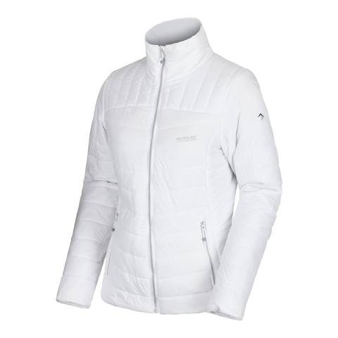 Regatta White Icebound III Jacket