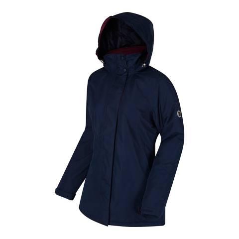 Regatta Navy Blanchet II Waterproof Insulated Jacket