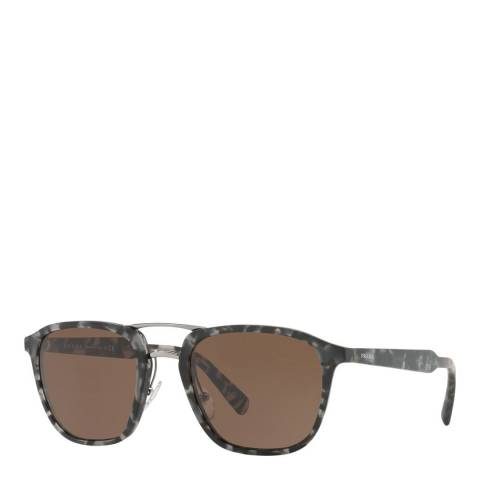 Prada Women's Brown Sunglasses 54mm