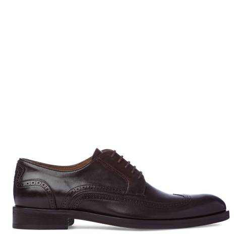 Oliver Sweeney Brown Leather Baldini Wingtip Brogues