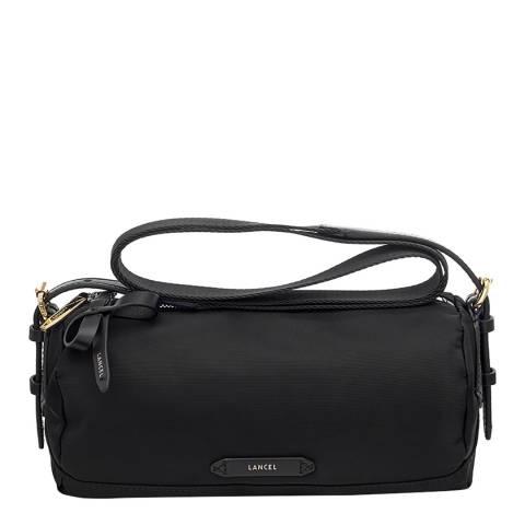 Lancel Black Medium Duffle Bag