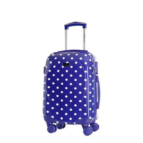 Platinium Marine Phuket Set Of Three 8 Wheel Suitcases 50cm
