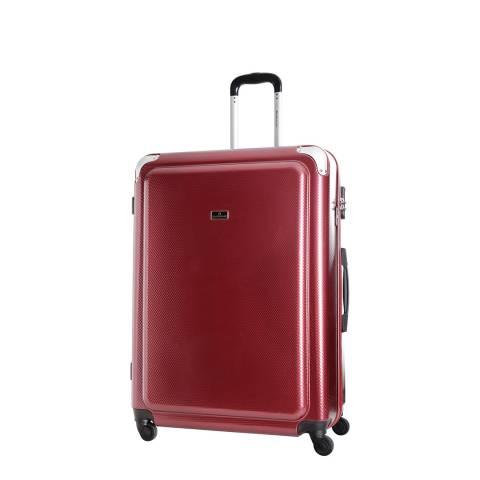 Platinium Bordeaux Robinson 4 Wheeled Suitcase 50cm