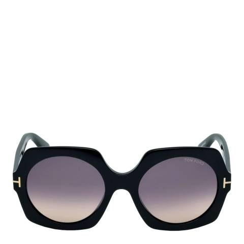 Tom Ford Women's Black Sunglasses 57mm