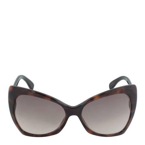 Tom Ford Women's Black / Red Tom Ford Sunglasses 60mm