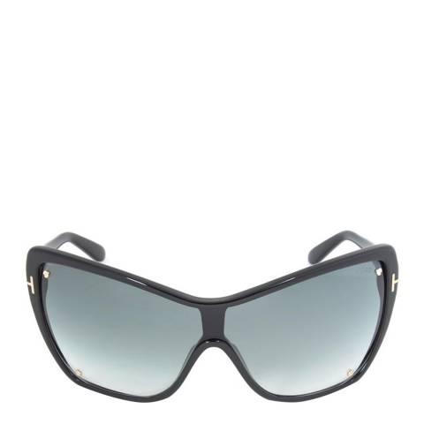 Tom Ford Women's Black / Grey Sunglasses 137mm