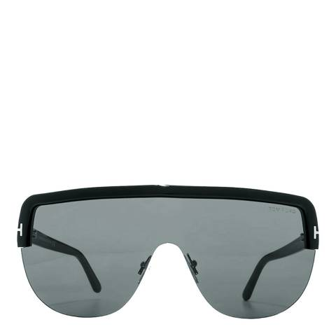 Tom Ford Men's Angus Black Sunglasses 64mm