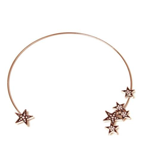 Amrita Singh Collar Necklace Embellished With Star Clusters
