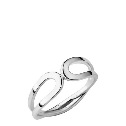 Links of London Silver Bow Ring
