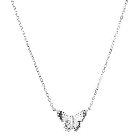 Links of London Sterling Silver Butterflies Necklace