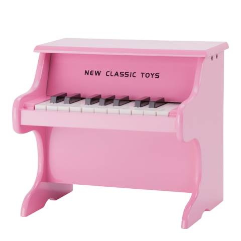 New Classic Toys Pink Children's Piano