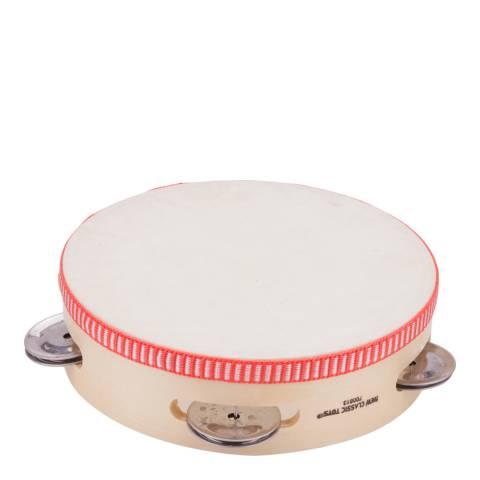 New Classic Toys Tambourine 4 Jingle