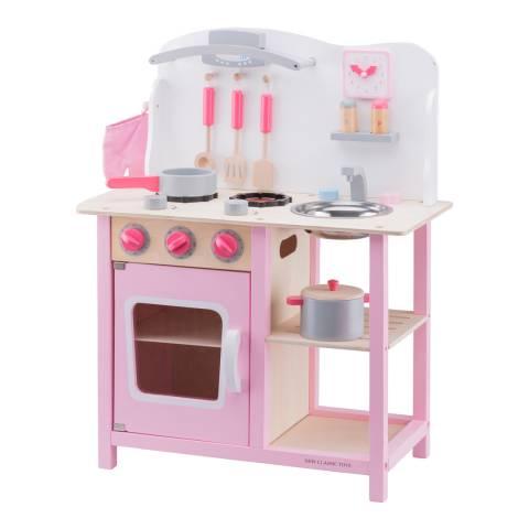 New Classic Toys Pink Bon Appetit Kitchenette