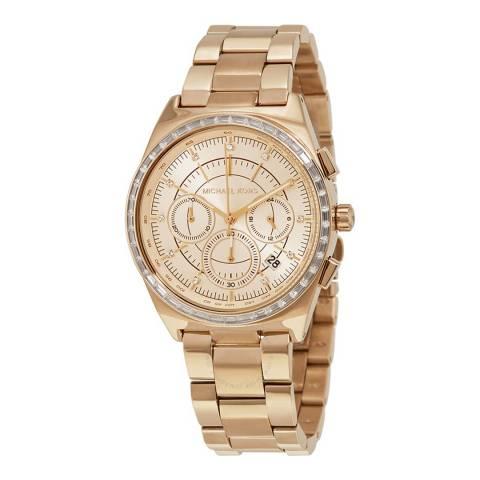 Michael Kors Women's Gold Veil Watch
