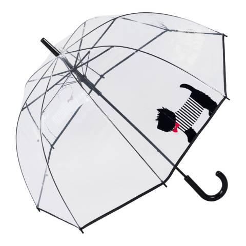 Susino Transparent Dog Birdcage Umbrella