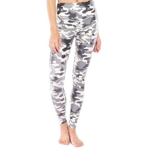 Electric Yoga Black/White Revolution Leggings