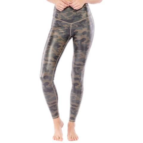 Electric Yoga Army Green Revolution Legging