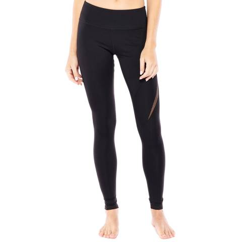 Electric Yoga Black Lightning Bullet Leggings