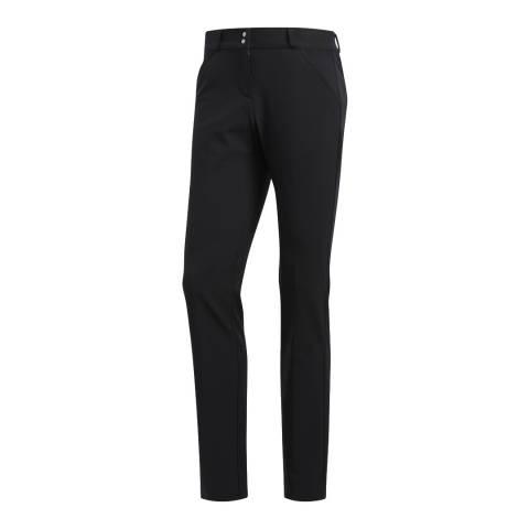 Adidas Golf Black Fall Weight Pants