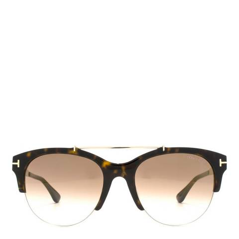 Tom Ford Women's Adrenne Tom Ford Sunglasses 55mm