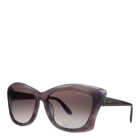 Tom Ford Women's Purple  Tom Ford Sunglasses 59mm