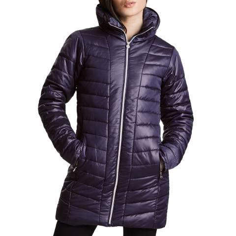Dare2B Purple Longline Jacket
