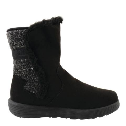 Dare2B Black Morzine Snow Boots