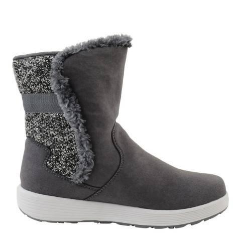 Dare2B Grey Morzine Snow Boots