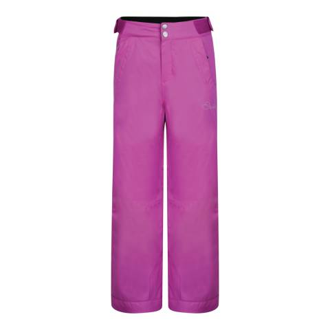 Dare2B Kids Purple Whirlwind II Ski Pants