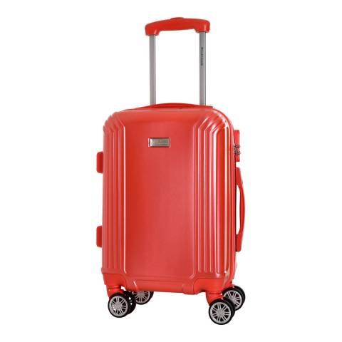 Platinium Coral Kirkwee 8 Wheeled Suitcase 66cm