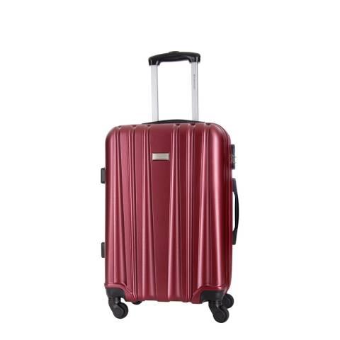 Platinium Bordeaux Akina 4 Wheeled Suitcase 50cm