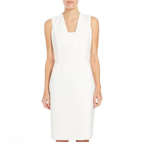 BOSS Cream Dasala Dress