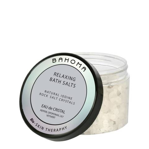 Bahoma Eau de Cristal Bath salt 550g