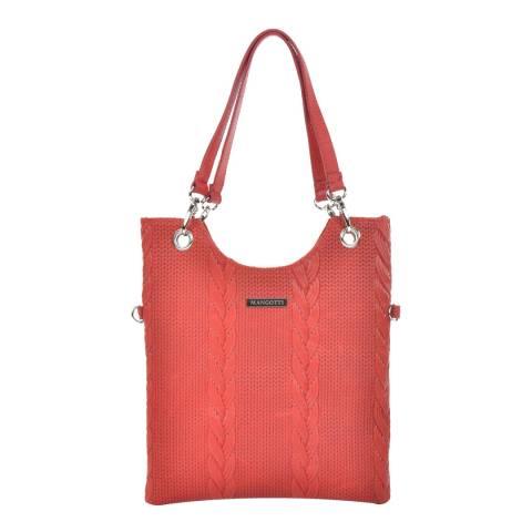 Mangotti Bags SS18 MG 877 ROSSO