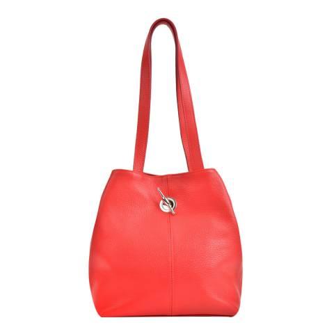 Mangotti Bags SS18 MG 1362 ROSSO