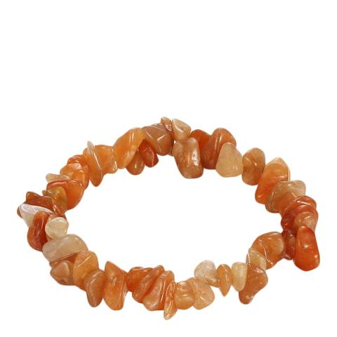 Alexa by Liv Oliver Orange Carnelian Bracelet