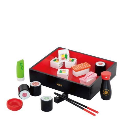 Viga Toys Wooden Sushi Set