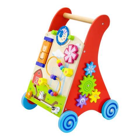 Viga Toys Activity Baby Walker