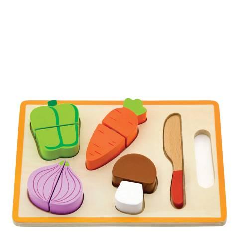 Viga Toys Vegetables Shape Puzzle