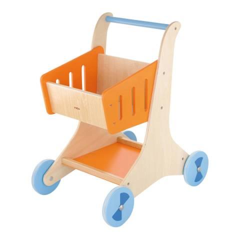 Viga Toys Shopping Cart