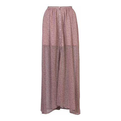 French Connection Teagown Multi Skirt
