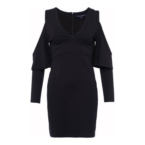 French Connection Black Beau Dress