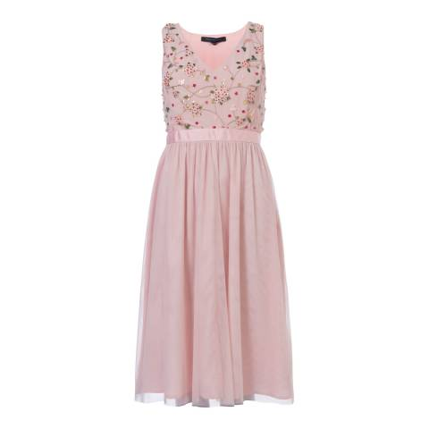 French Connection Lotus Flower Dress